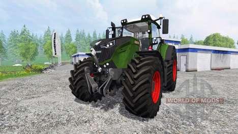 Fendt 1050 Vario v1.2 para Farming Simulator 2015