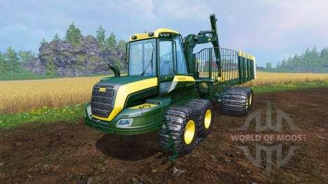 PONSSE Buffalo para Farming Simulator 2015