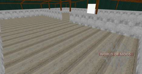 Warehouse grains para Farming Simulator 2015