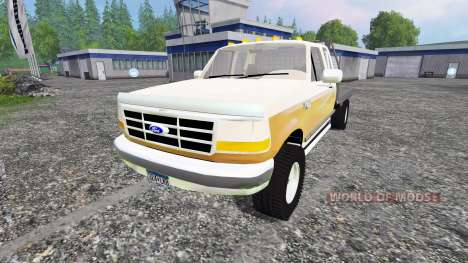 Ford F-150 XL 1992 [dusty] para Farming Simulator 2015