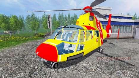 Harbin Z-9 [Dragon 50] para Farming Simulator 2015
