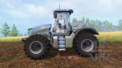 JCB 3230 Fastrac [black edition] para Farming Simulator 2015