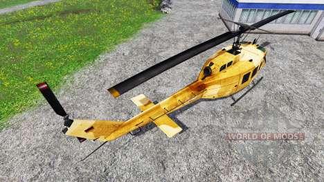 Bell UH-1D para Farming Simulator 2015