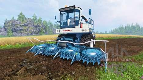 Enisey-324 para Farming Simulator 2015