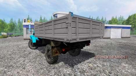 GAZ-3308 v4.0 para Farming Simulator 2015