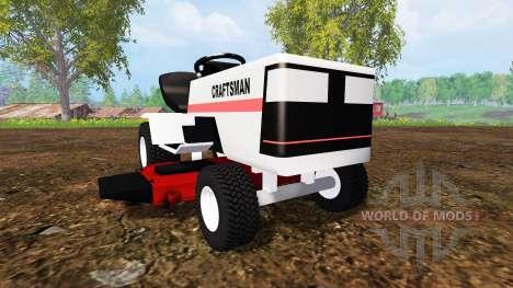 Craftsman II para Farming Simulator 2015
