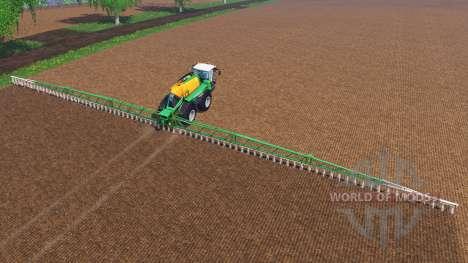 Amazone Pantera 4502 para Farming Simulator 2015
