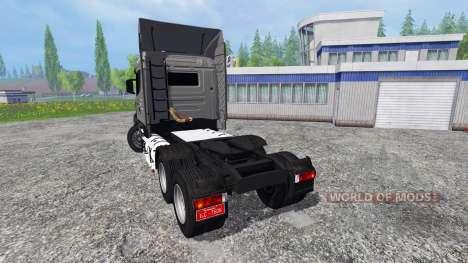 Scania 124G para Farming Simulator 2015