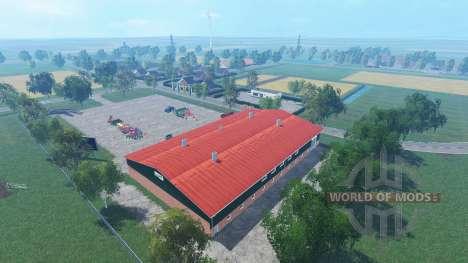 Nederland v1.5 para Farming Simulator 2015