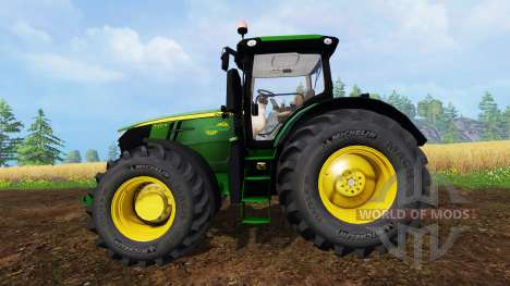 John Deere 7310R para Farming Simulator 2015