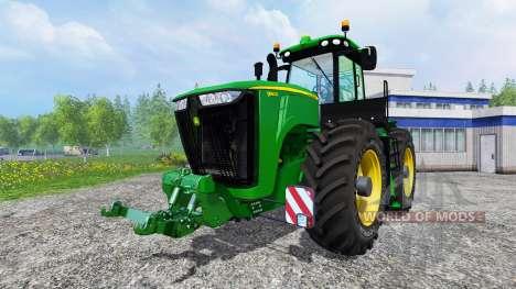 John Deere 9560R v1.1 para Farming Simulator 2015