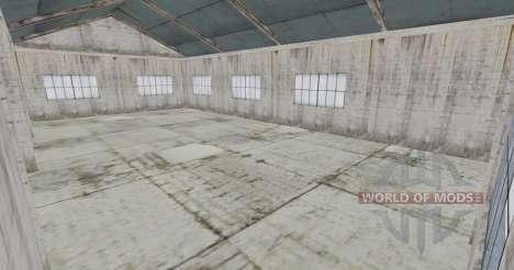 Bam Garage para Farming Simulator 2015