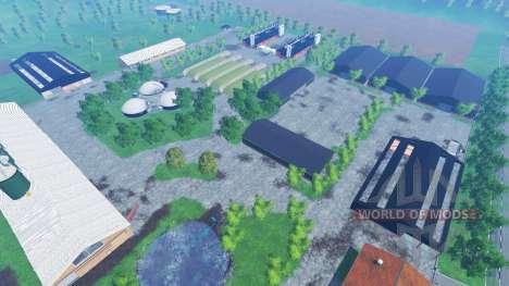 OzzyFarm para Farming Simulator 2015