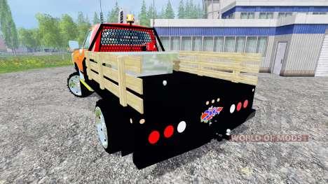 Dodge W350 v2.0 para Farming Simulator 2015