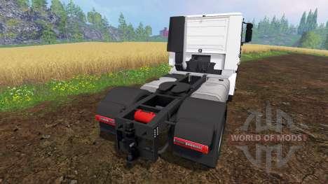 Iveco Stralis V8 LowCab v1.1 para Farming Simulator 2015