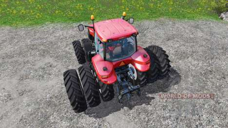 Case IH Magnum CVT 380 [wolf edition] para Farming Simulator 2015