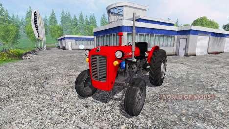 IMT 533 DeLuxe para Farming Simulator 2015