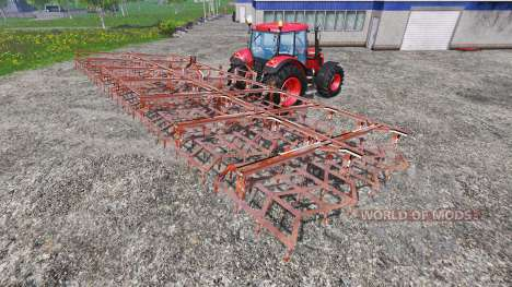 Fortschritt B407 para Farming Simulator 2015