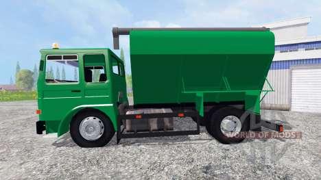 MAN F8 para Farming Simulator 2015