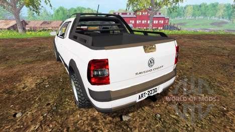 Volkswagen Saveiro G6 para Farming Simulator 2015