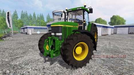 John Deere 7810 [washable] para Farming Simulator 2015