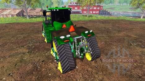 John Deere 9620RX v2.0 para Farming Simulator 2015