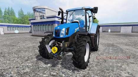 New Holland TD65D para Farming Simulator 2015
