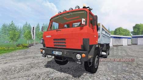 Tatra 815 [pack] para Farming Simulator 2015