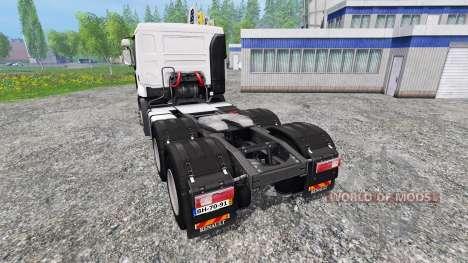 Renault Premium 6x4 para Farming Simulator 2015
