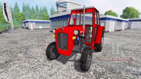 IMT 533 DeLuxe v2.0 para Farming Simulator 2015