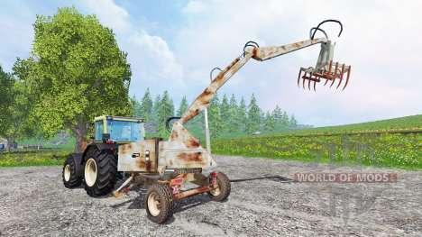 Cyklop T-214 para Farming Simulator 2015