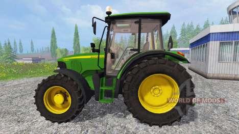 John Deere 5080R para Farming Simulator 2015