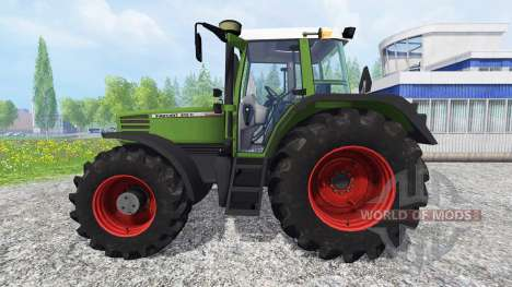 Fendt Favorit 515C [washable] para Farming Simulator 2015