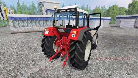 IHC 1455 FH v1.1 para Farming Simulator 2015