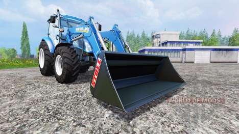 Universal de depósito de Stoll para Farming Simulator 2015