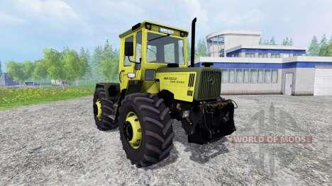 Mercedes-Benz Trac 900 Turbo para Farming Simulator 2015