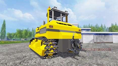 Xetrion 885 para Farming Simulator 2015