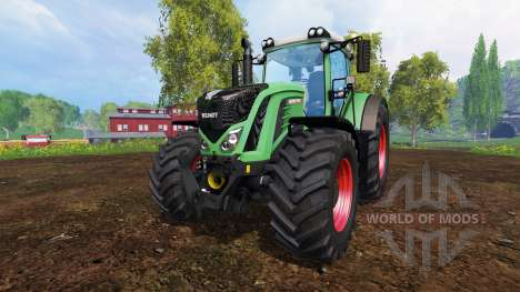 Fendt 927 Vario para Farming Simulator 2015