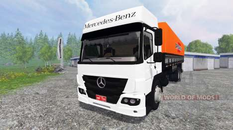 Mercedes-Benz Atego 2425 para Farming Simulator 2015