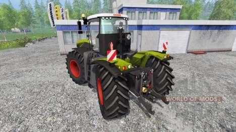 CLAAS Xerion 5000 Trac VC para Farming Simulator 2015