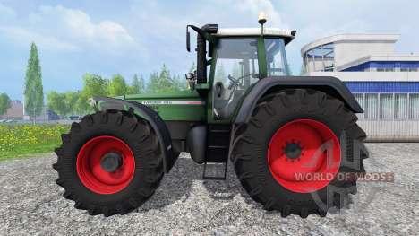 Fendt Favorit 816 para Farming Simulator 2015