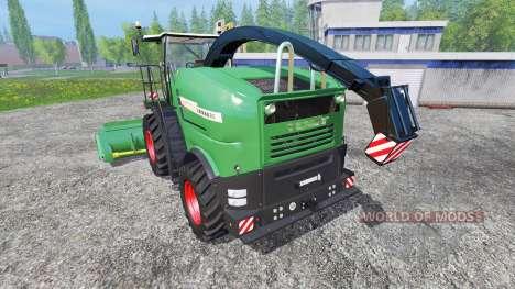 Fendt Katana 85 v1.1 para Farming Simulator 2015
