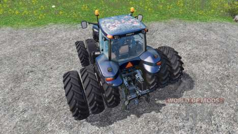 Case IH Magnum CVT 380 para Farming Simulator 2015