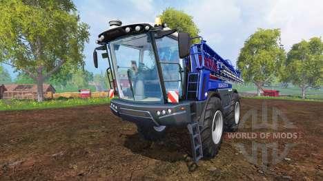 Amazone Pantera 4502 [blue-red] para Farming Simulator 2015