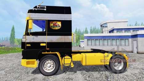DAF XF Hertog Jan para Farming Simulator 2015