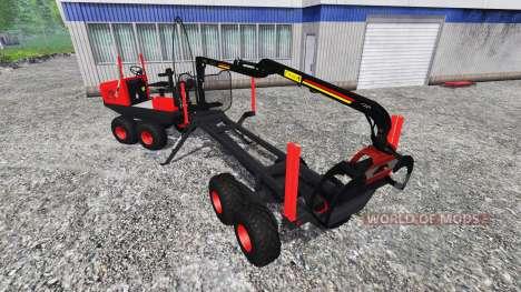 Alstor 8x8 para Farming Simulator 2015