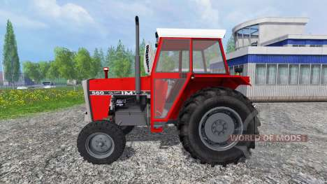 IMT 560 DeLuxe para Farming Simulator 2015