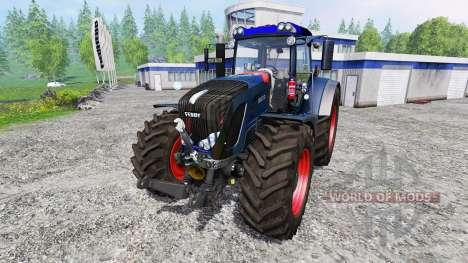 Fendt 936 Vario [wolf edition] para Farming Simulator 2015