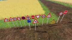 Warning Traffic Signs v1.1