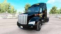 Jim Palmer de la piel para el camión Peterbilt para American Truck Simulator